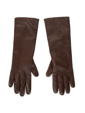 Weekend Max Mara Weekend Max Mara Ženske rukavice Snape 55660304600 Smeđa