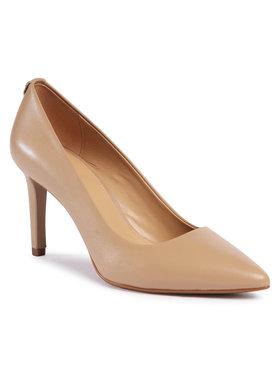MICHAEL Michael Kors MICHAEL Michael Kors Обувки на ток Dorothy Flex Pump Бежов