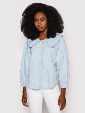 Levi's® Levi's® дънкова риза Mimmi A0668-0002 Син Relaxed Fit