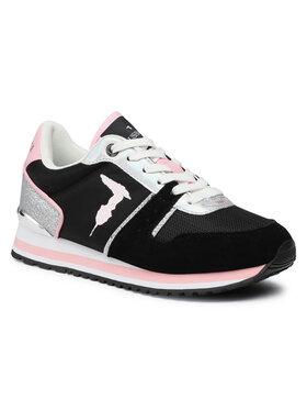 Trussardi Trussardi Sneakersy 79A00644 Czarny