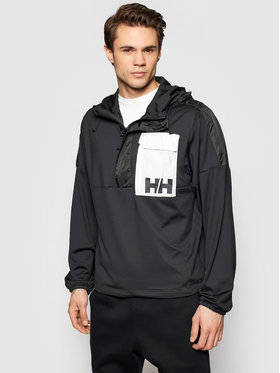 Helly Hansen Helly Hansen Kurtka anorak P&C 53330 Czarny Regular Fit