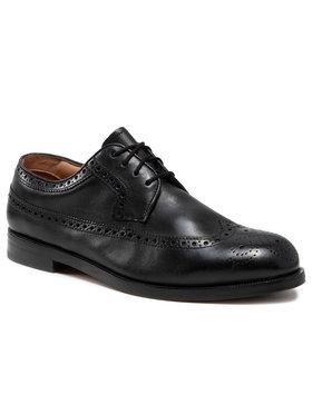 Clarks Clarks Pantofi Coling Limit 261193768 Negru