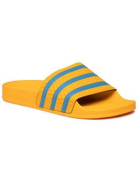 adidas adidas Чехли adilette W FX5911 Оранжев