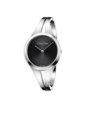 Calvin Klein Calvin Klein Часовник Bangle Medium K7W2M111 Сребрист