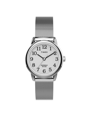 Timex Timex Hodinky Easy Reader Classic TW2U07900 Stříbrná