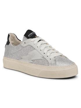 Stokton Stokton Sneakers Blaze-D-FW20 Silberfarben