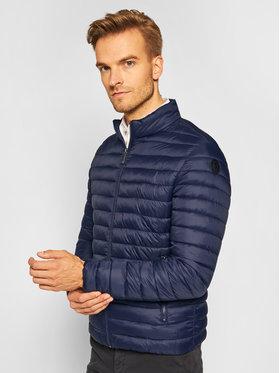 Trussardi Jeans Trussardi Jeans Geacă din puf Matt 52S00515 Bleumarin Regular Fit