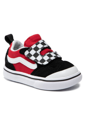 Vans Vans Sneakersy Comfycush New Sko VN0A4TZH35U1 Czerwony