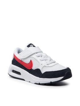 Nike Nike Обувки Air Max Sc (Psv) CZ5356 103 Бял