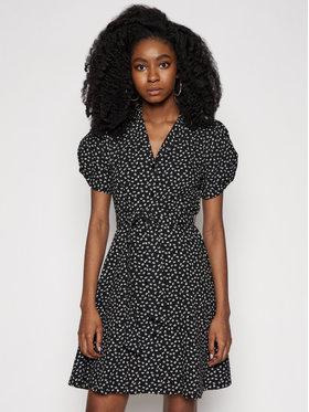 DKNY DKNY Každodenní šaty DD1AM48A Černá Regular Fit