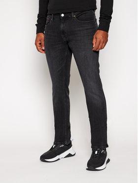 Tommy Jeans Tommy Jeans Blugi Slim Fit Scanton DM0DM09262 Negru Slim Fit