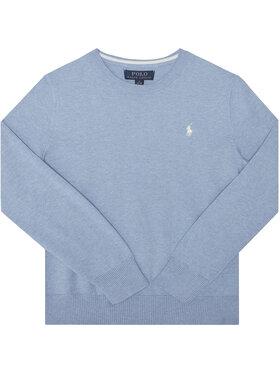 Polo Ralph Lauren Polo Ralph Lauren Pulover Spring 323702192024 Albastru Regular Fit