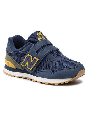 New Balance New Balance Sneakersy YV515NV Granatowy