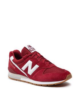 New Balance New Balance Sneakersy CM996CPH Červená