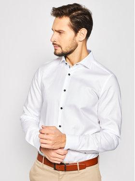 Joop! Joop! Koszula 17 JSH-90PankoK 30019725 Biały Slim Fit