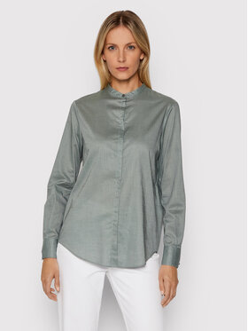 Boss Boss Camicia C_Befelize_18 50436922 Verde Relaxed Fit