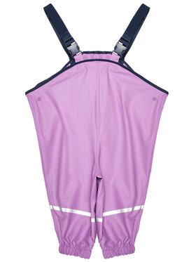 Playshoes Playshoes Текстилни панталони 405424 M Виолетов Regular Fit
