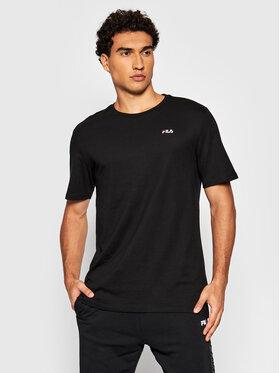 Fila Fila T-Shirt Edgar 689111 Černá Regular Fit