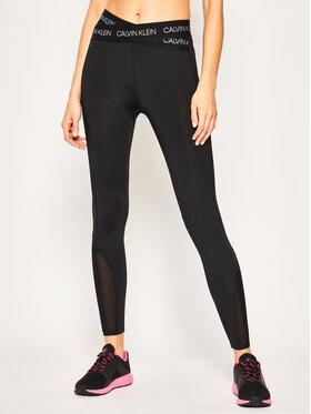 Calvin Klein Performance Calvin Klein Performance Leggings 7/8 Tight 00GWS0L608 Schwarz Slim Fit