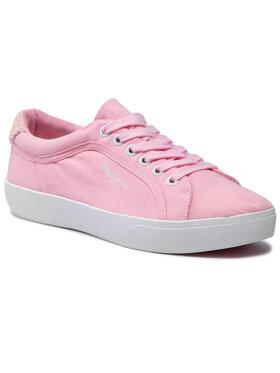 Pepe Jeans Pepe Jeans Tennis Rene Skate PLS30634 Rose