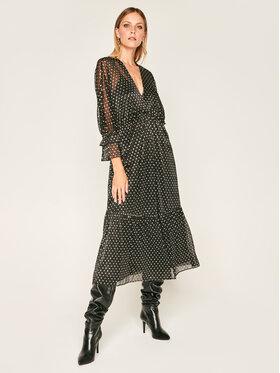 IRO IRO Sukienka codzienna Mawson AN083 Czarny Regular Fit
