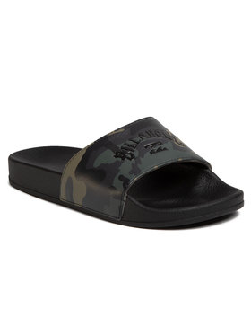 Billabong Billabong Șlapi Poolslide Corp S5FF22BIP0 Negru