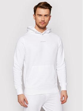 Calvin Klein Jeans Calvin Klein Jeans Majica dugih rukava J30J317043 Bijela Regular Fit