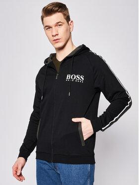 Boss Boss Sweatshirt Authentic 50424806 Schwarz Regular Fit
