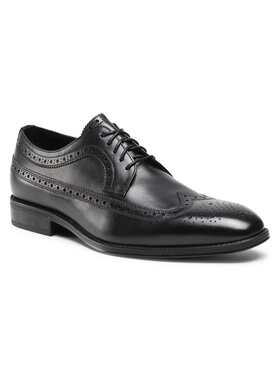 KARL LAGERFELD KARL LAGERFELD Κλειστά παπούτσια KL12925 Μαύρο