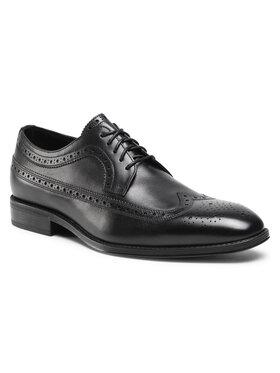 KARL LAGERFELD KARL LAGERFELD Pantofi KL12925 Negru