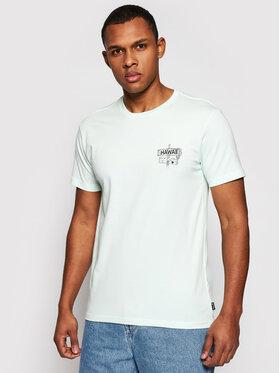 Billabong Billabong T-Shirt Dreamy Places W1SS42BIP1 Zielony Regular Fit