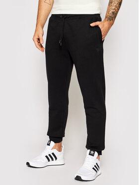 Guess Guess Spodnie dresowe U1YA04 K9V31 Czarny Regular Fit