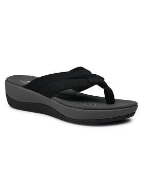Clarks Clarks Flip-flops Arla Kaylie 261598724 Fekete