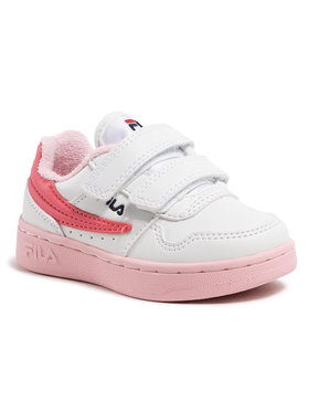 Fila Fila Laisvalaikio batai Arcade Velcro Infants 1011078.94F Balta