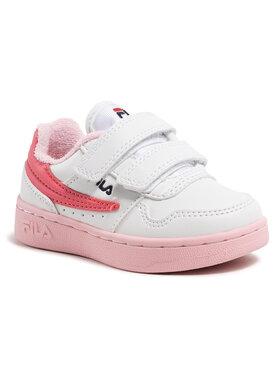 Fila Fila Сникърси Arcade Velcro Infants 1011078.94F Бял