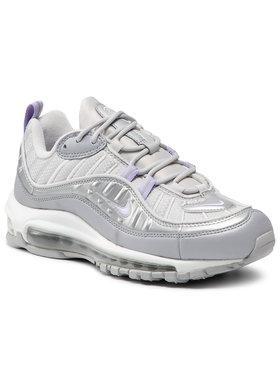 Nike Nike Boty W Air Max 98 Se BV6536 001 Stříbrná