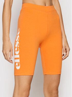 Ellesse Ellesse Sportiniai šortai Tour SGI07616 Oranžinė Slim Fit