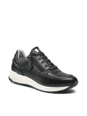 Geox Geox Sportcipő D Airell A D152SA 08577 C9999 Fekete