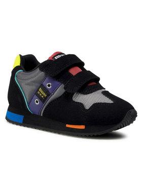 Blauer Blauer Sneakersy F0DASH03/NYL M Czarny