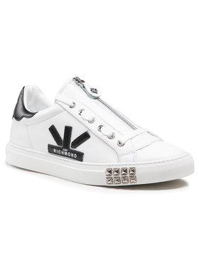 John Richmond John Richmond Sneakers 10158 B Bianco