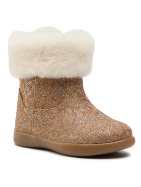Ugg Ugg Pantofi T Jorie II Glitter Leopard 1113898T Maro