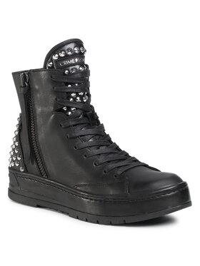 Crime London Crime London Sneakersy Sneaker Boots 25952AA3.20 Czarny