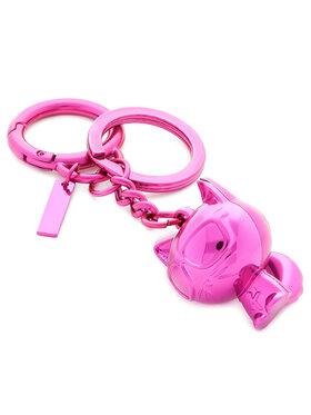 KARL LAGERFELD KARL LAGERFELD Ключодържател 205W3801 Розов