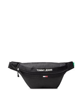 Tommy Jeans Tommy Jeans Borsetă Tjm Essential Bumag AM0AM07767 Negru