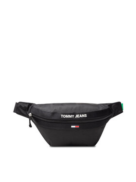 Tommy Jeans Tommy Jeans Marsupio Tjm Essential Bumag AM0AM07767 Nero