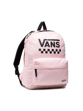 Vans Vans Plecak Street Sport Real VN0A49ZJZJY1 Różowy