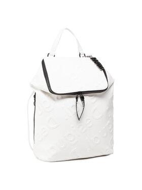 Desigual Desigual Plecak 21SAKP12 Biały