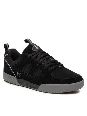 Es Es Sneakersy Silo Sc 5101000180570 Černá