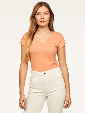 G-Star RAW G-Star RAW T-Shirt Eyben D04434-2757-B454 Orange Slim Fit
