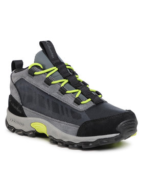 Columbia Columbia Chaussures de trekking Youth Flow Borough BY0129 Gris